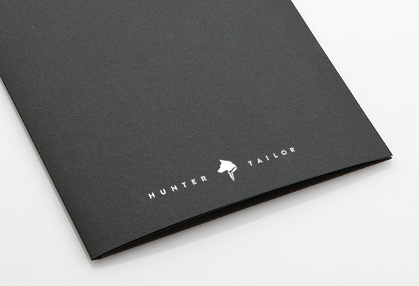 Logotyp | Hunter & Tailor